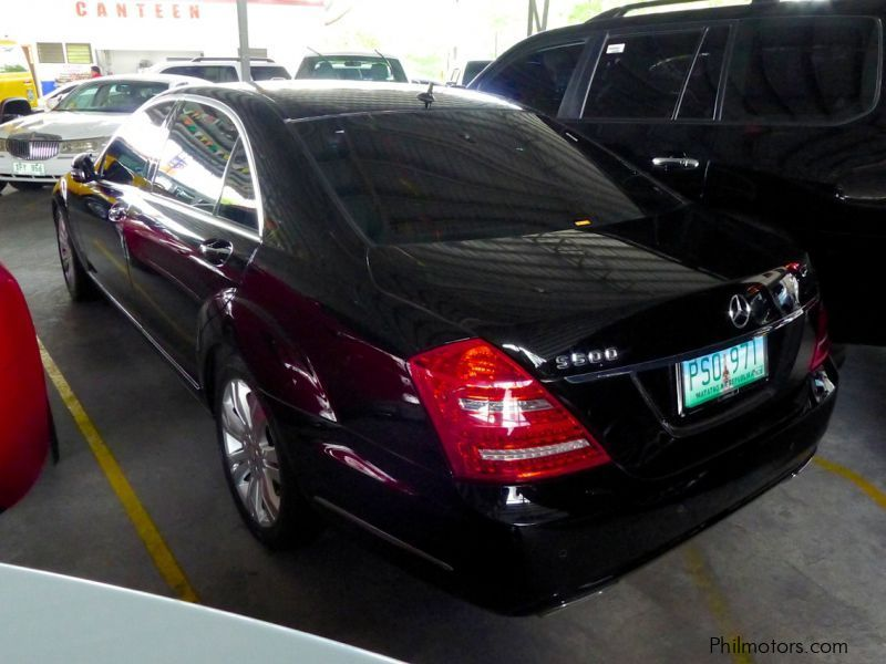 Used mercedes benz s500 2010 s500 for sale pasig city for 2010 mercedes benz s500 for sale