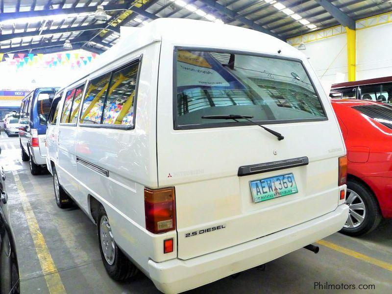 Used Mitsubishi L300 Versa Van | 2010 L300 Versa Van for ...