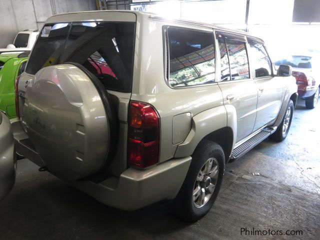 Used Nissan Patrol Super Safari | 2010 Patrol Super Safari for sale | Quezon City Nissan Patrol ...