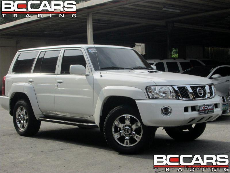 2014 Toyota Highlander For Sale >> Used Nissan Patrol Super Safari | 2010 Patrol Super Safari for sale | Pasig City Nissan Patrol ...