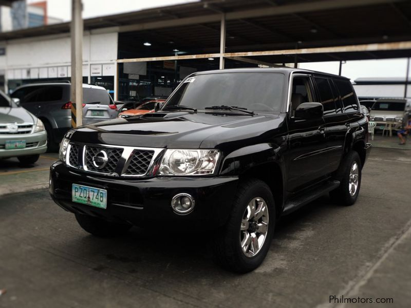 Used Nissan Patrol Super Safari 2010 Patrol Super Safari