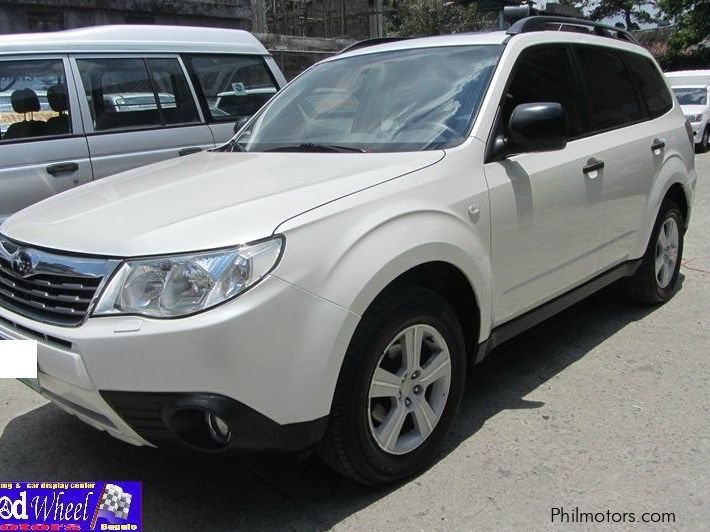 Subaru forester for sale used