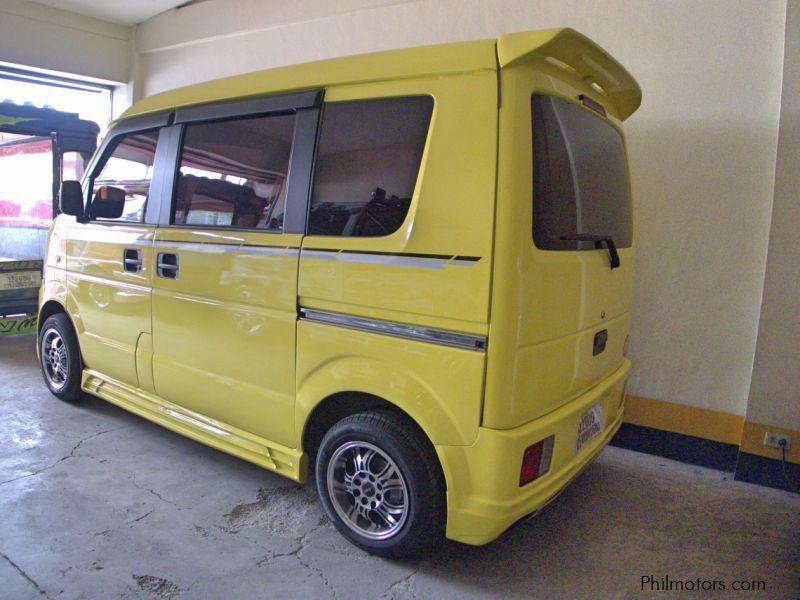 Used Suzuki Multicab Van 2010 Multicab Van For Sale