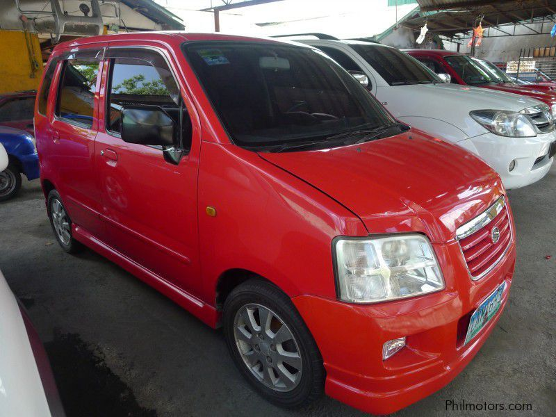 Used Suzuki Wagon R Solio 2010 Wagon R Solio For