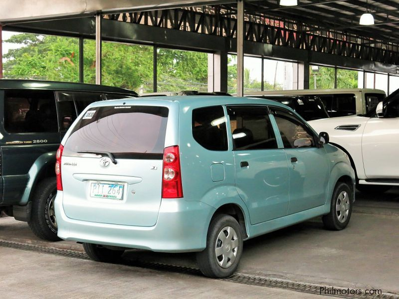 Used Toyota Avanza J 2010 Avanza J For Sale Pampanga