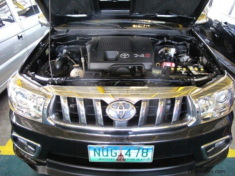 Toyota Fortuner V 4x4 sales Toyota Fortuner V 4x4 Price ₱1,258,000