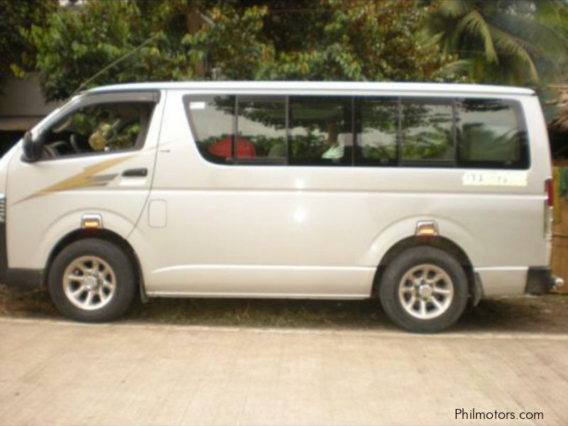 Used Toyota Hi-Ace | 2010 Hi-Ace for sale | Davao Del Sur ...
