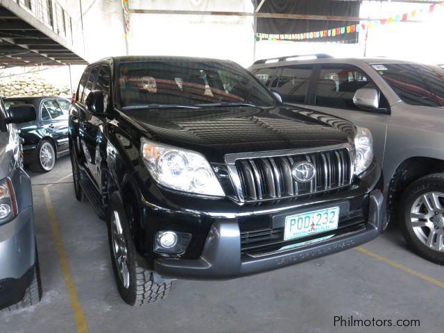 Used Toyota Landcruiser Prado TXL | 2010 Landcruiser Prado TXL for sale | Pasig City Toyota ...