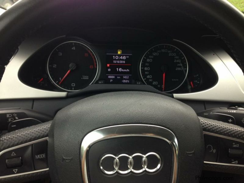 2011 Audi A4 tdic car Photos - Tiptronic Transmissions