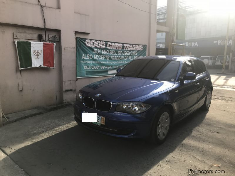 BMW 118D in Philippines