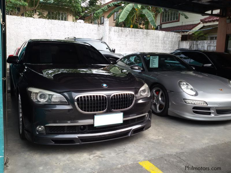 Used BMW Alpina B7 | 2011 Alpina B7 for sale | Paranaque City BMW ...