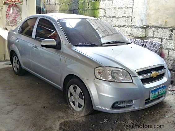 Used Chevrolet Aveo 2011 Aveo For Sale Cebu Chevrolet Aveo Sales