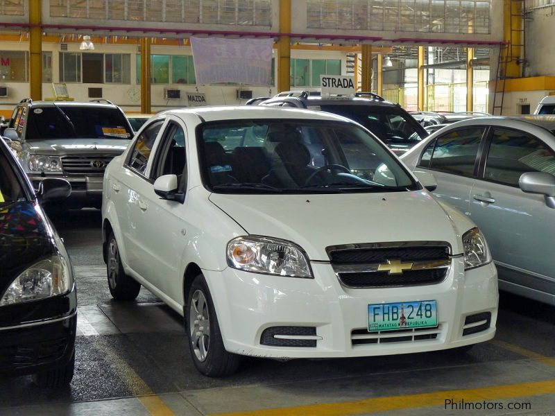 Used Chevrolet Aveo 2011 Aveo For Sale Quezon City Chevrolet