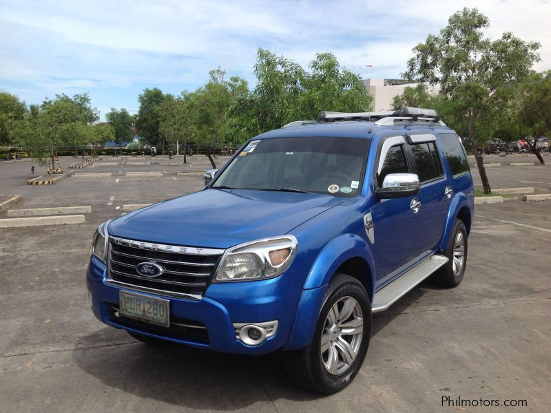 Used Ford Everest 2011 Everest For Sale Quezon Ford Everest Sales Ford Everest Price