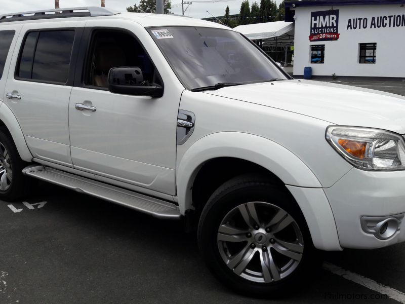 Used ford everest 2011 everest for sale paranaque city for Phil long ford used cars motor city