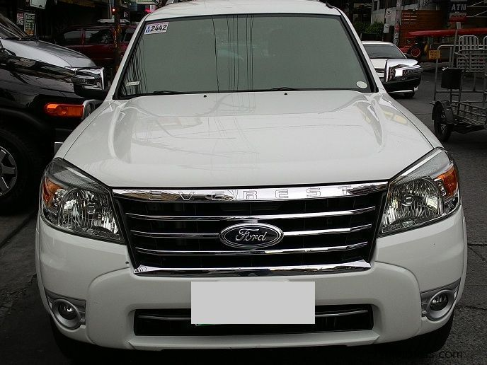 Ford everest 2007 limited edition for Everest motors in houston texas