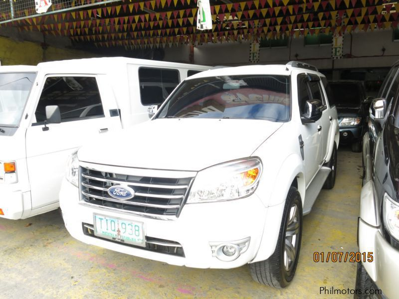 Used ford everest 2011 everest for sale quezon city for Phil long ford used cars motor city