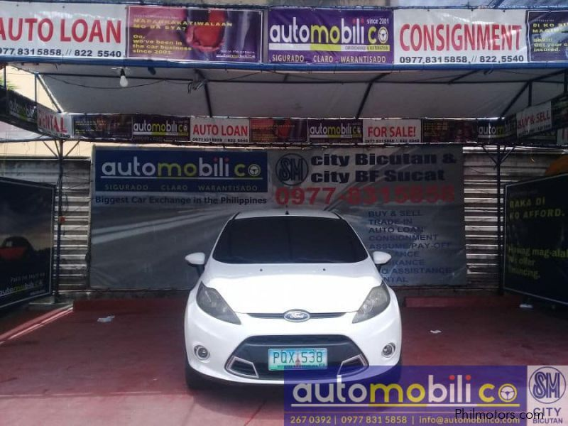 Ford Fiesta in Philippines