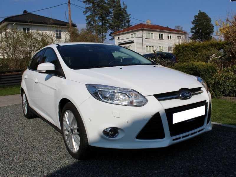 Used Ford Focus 1 6 Tdci 115hp Sport 2011 90 000 Km