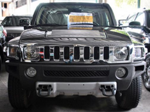 New Hummer H3 2011 H3 For Sale Makati City Hummer H3 Sales