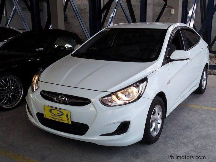 Used Hyundai Accent 2011 Accent For Sale Pampanga