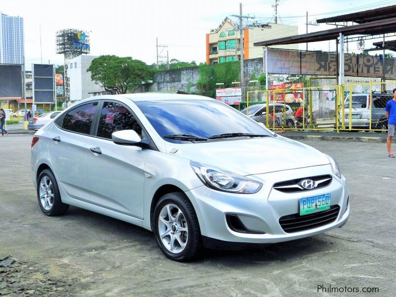 Used Hyundai Accent 2011 Accent For Sale Marikina City
