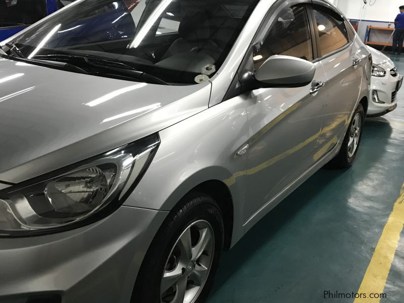 Used Hyundai Accent 2011 Accent For Sale Para Aque