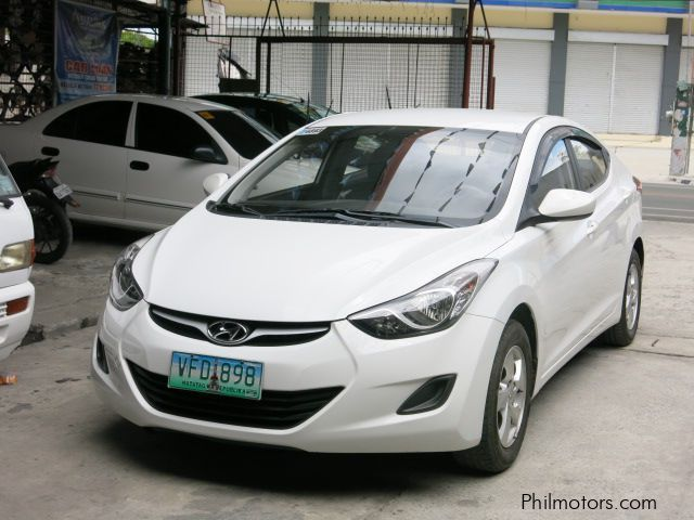 Used Hyundai Elantra 2011 Elantra For Sale Marikina