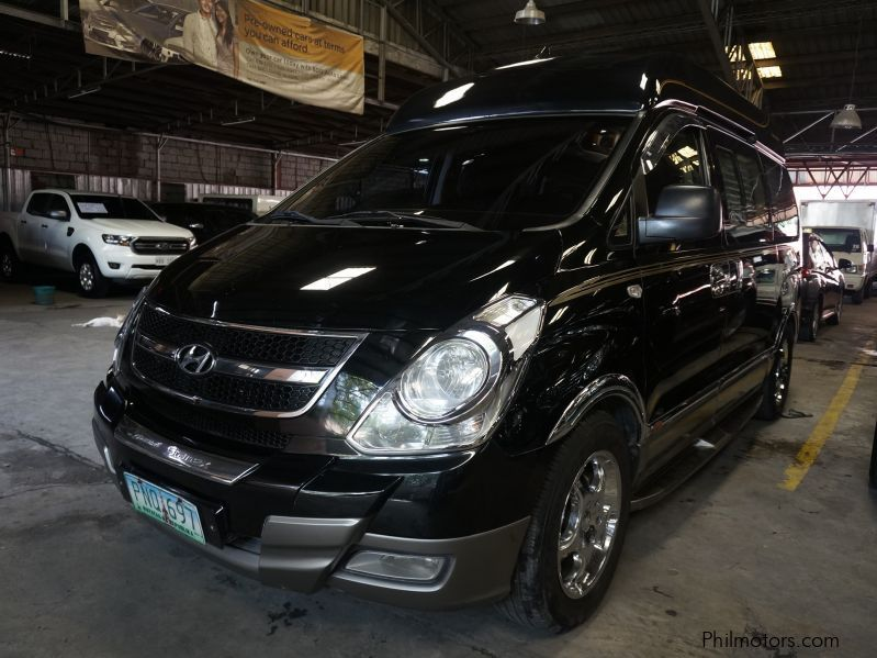 Hyundai Grand Starex in Philippines