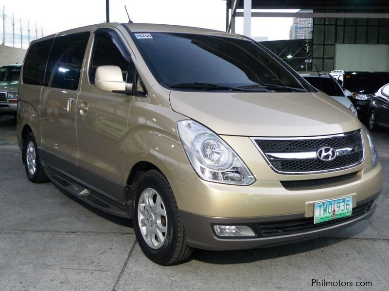 Used hyundai grand starex gold 2011 grand starex gold Grand motors used cars