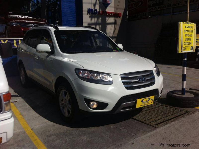 Used Hyundai Santa Fe 2011 Santa Fe For Sale Pampanga