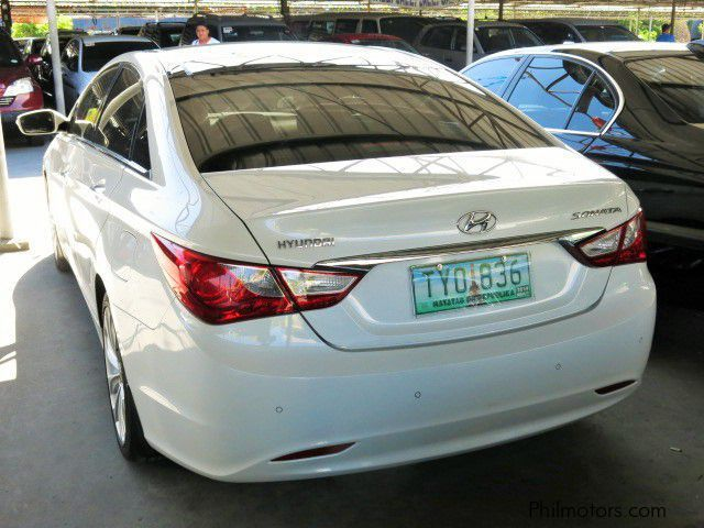Used Hyundai Sonata 2011 Sonata For Sale Pasay City