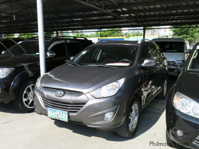 Used Hyundai Tucson 2011 Tucson For Sale Pasay City
