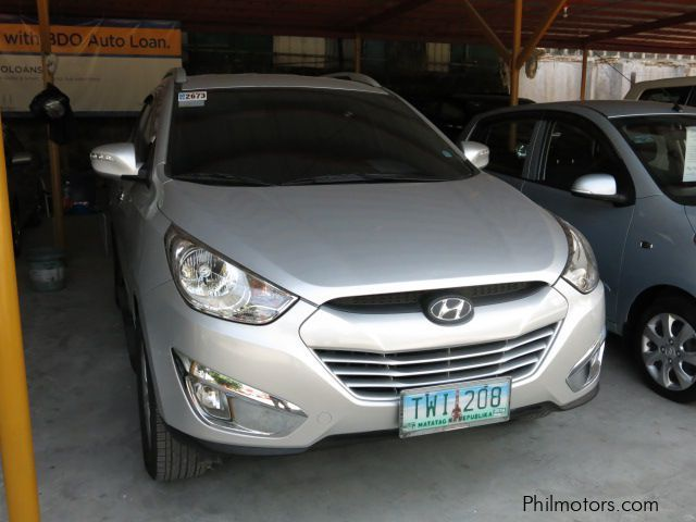 Used Hyundai Tucson 2011 Tucson For Sale Pasig City