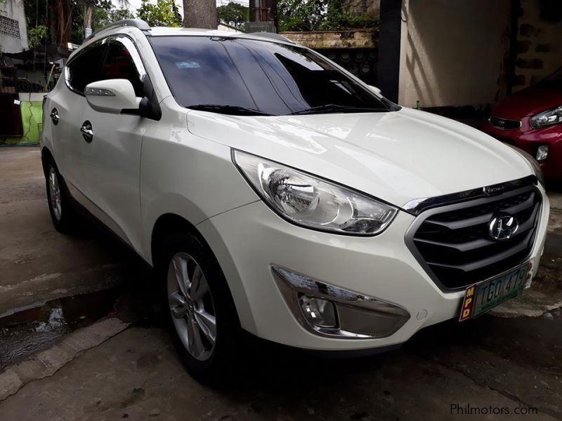 Tucson Used Auto Sales >> Used Hyundai Tucson IX | 2011 Tucson IX for sale | Quezon ...