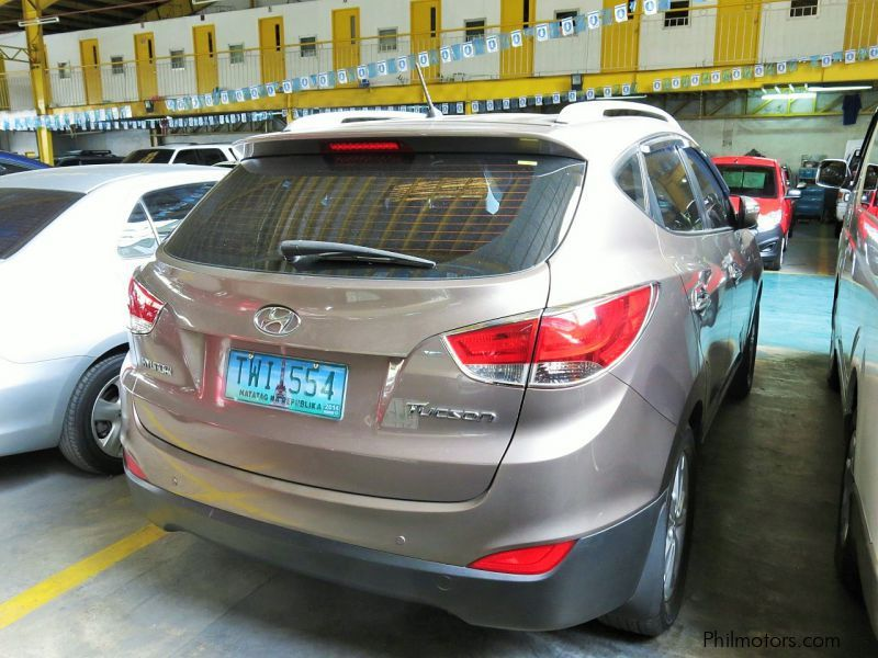 Used Hyundai Tucson Theta 2011 Tucson Theta For Sale