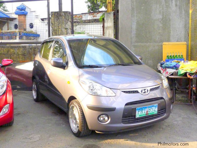 Used Hyundai I10 2011 I10 For Sale Quezon City Hyundai I10 Sales
