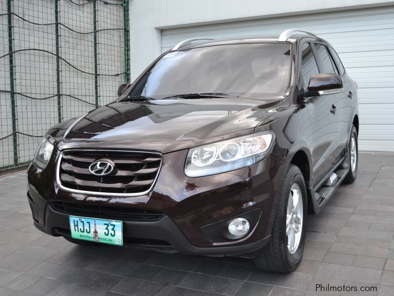 Used Hyundai Santa Fe 2011 Santa Fe For Sale Quezon City Hyundai Santa Fe Sales Hyundai