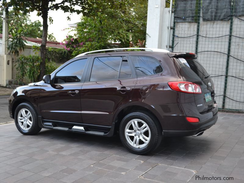 Used Hyundai Santa Fe 2011 Santa Fe For Sale Quezon