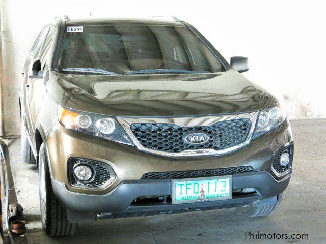 Used kia sorento 2011 sorento for sale makati city kia for Kia motor finance physical payoff address