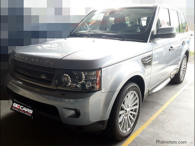 Land Rover Range Rover SPORT in Philippines