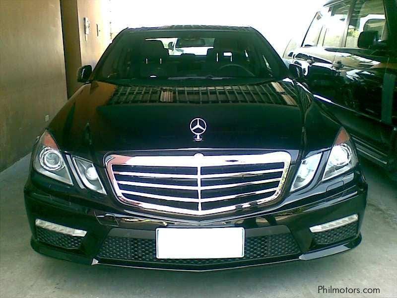 Used Mercedes Benz E63 Amg 2011 E63 Amg For Sale Paranaque City