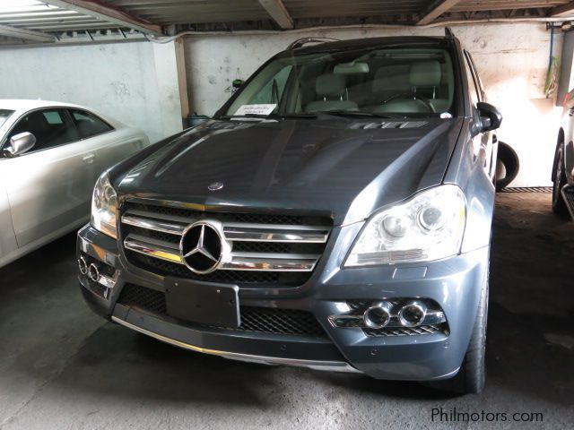 Used Mercedes Benz Gl 450 2011 Gl 450 For Sale Makati