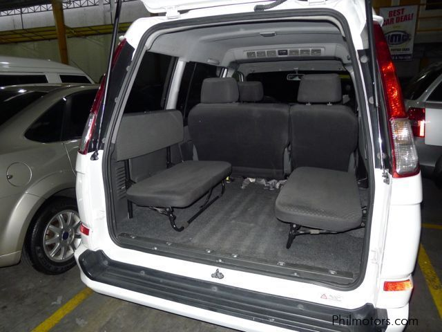 Used Mitsubishi Adventure GLX | 2011 Adventure GLX for sale | Quezon City Mitsubishi Adventure ...