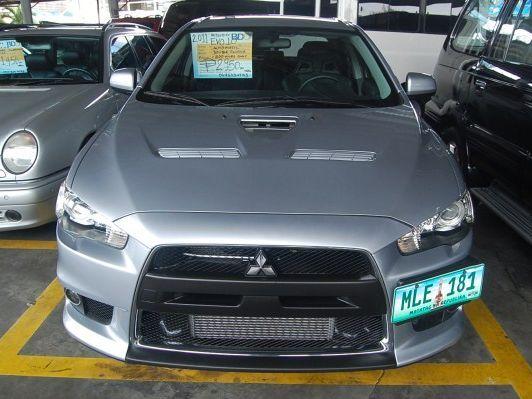 Used Mitsubishi Evolution 10 2011 Evolution 10 For Sale Pasig