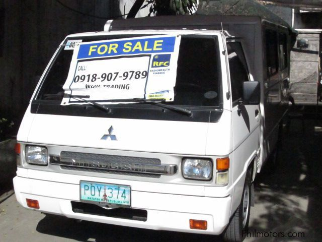 Used Mitsubishi L300 FB Exceed | 2011 L300 FB Exceed for sale ...