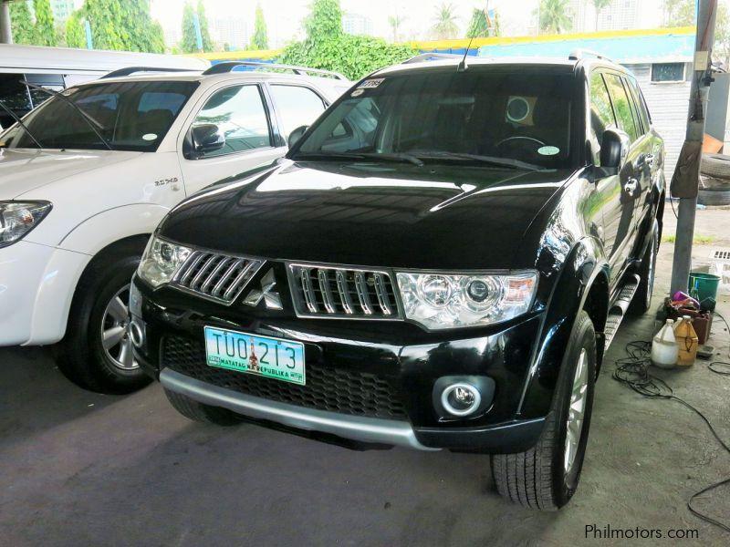Used Mitsubishi Montero Sport | 2011 Montero Sport for sale | Pasay City Mitsubishi Montero ...