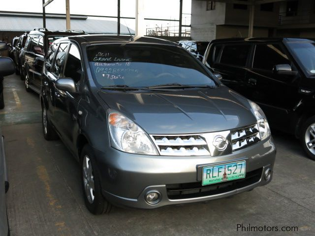 Old Cars For Sale In Philippines: 2011 Grand Livina For Sale
