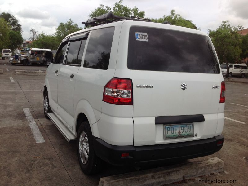 4x4 Van For Sale >> Used Suzuki APV | 2011 APV for sale | Quezon Suzuki APV sales | Suzuki APV Price ₱335,000 | Used ...