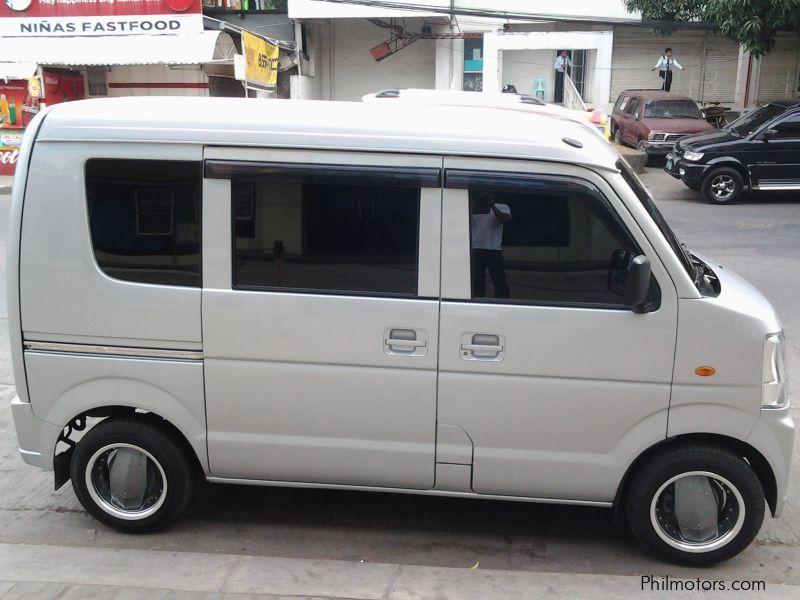 Suzuki Mini Van In Philippines